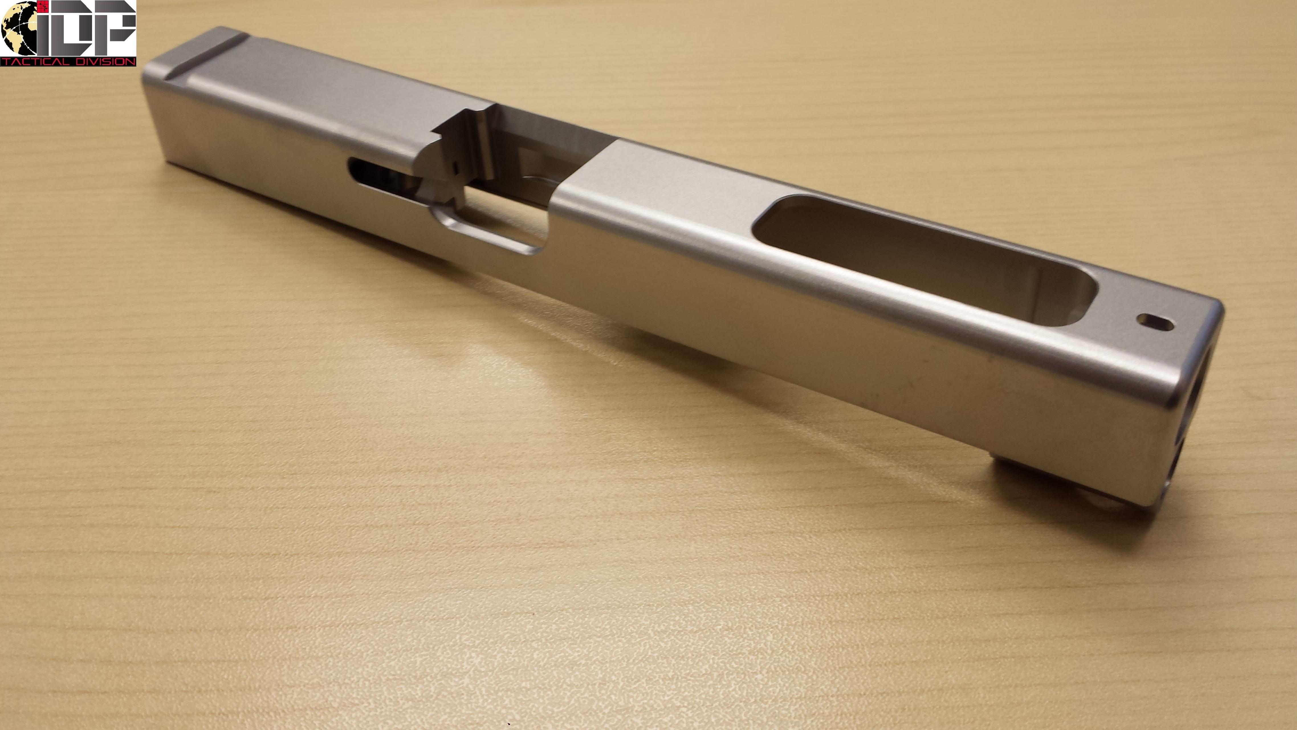 Custom 34 Gun Smith Ready Gen 3 Slides for Glocks 34 Slide ...
