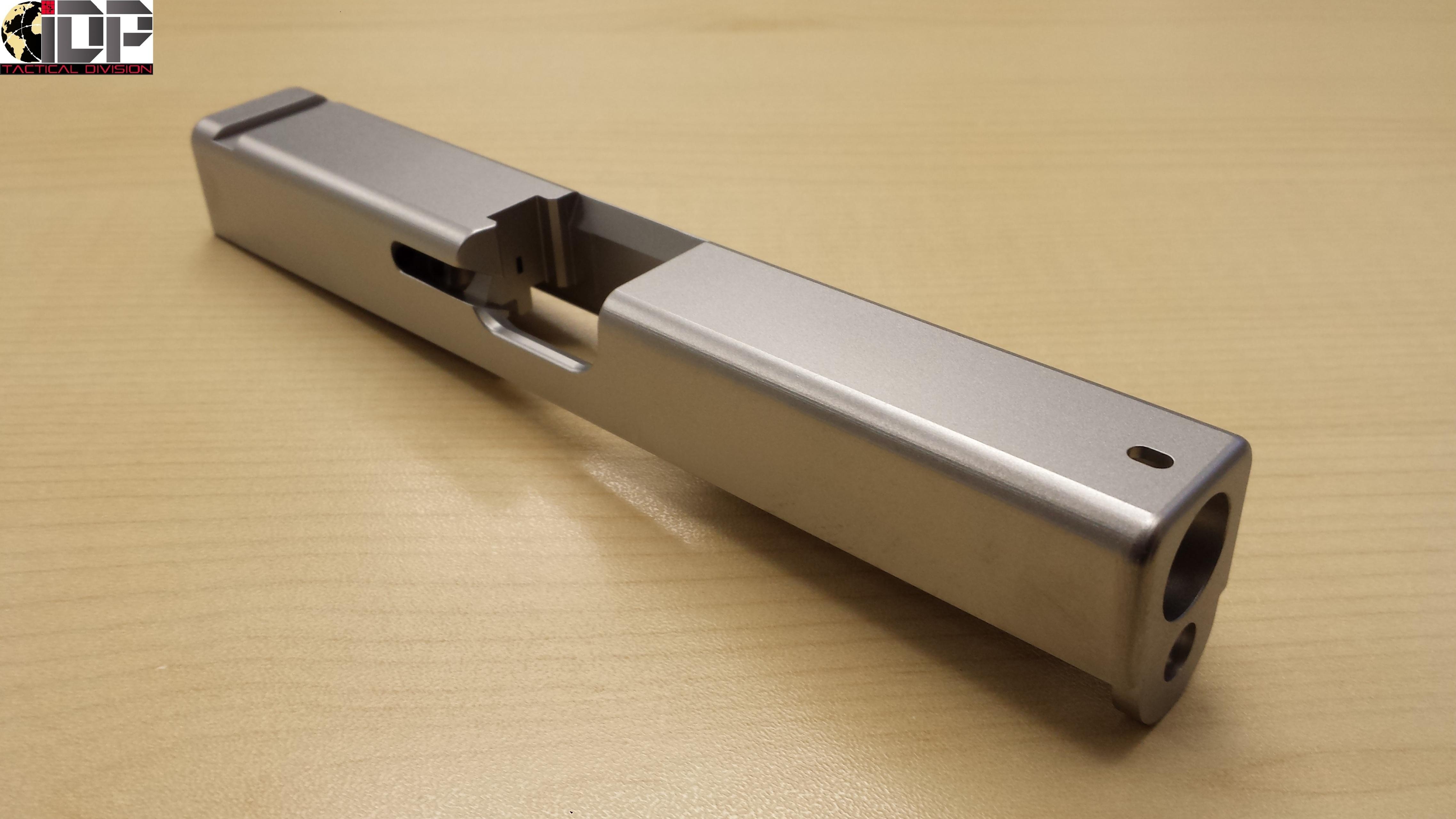 Custom 17 Gun Smith Ready Gen 4 slides for Glock 17 Slide ...